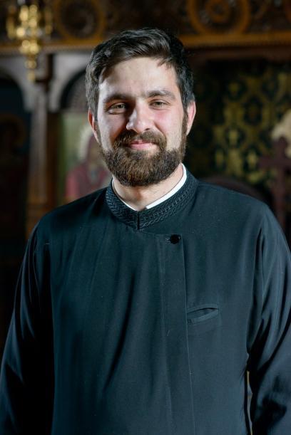 Preot Paroh Cosmin Brînză
